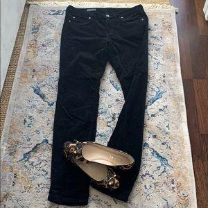 Velvet skinny jean by Kut.